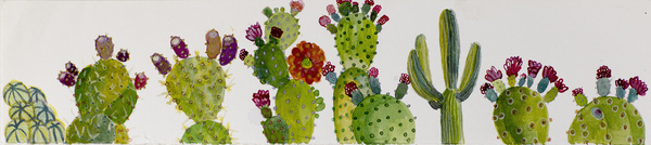 Local Austin Artist All the Cacti by Kerry Hugins.jpg